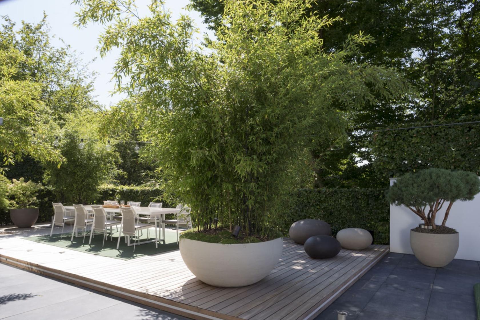 Private Garden Zurich